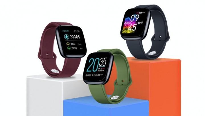 Smartwatch Zeblaze Crystal 3 - a inspiração no Apple Watch, mas por apenas 15 €