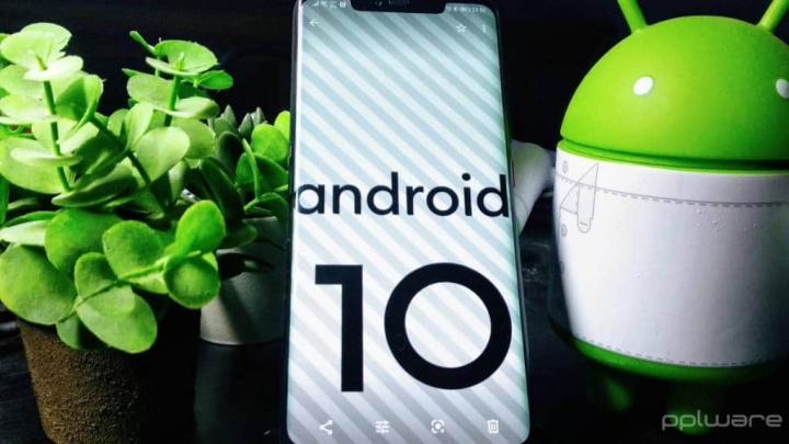 LineageOS Android 10 smartphones ROM comunidade