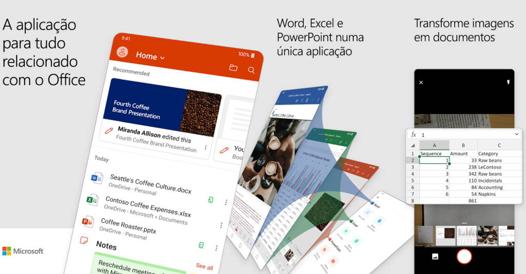 Office Android iOS Microsoft smartphone