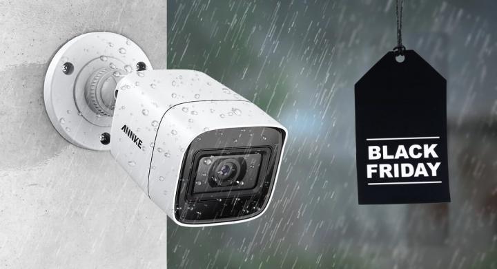 Segurança na Black Friday? Escolha a sua câmara de vigilância