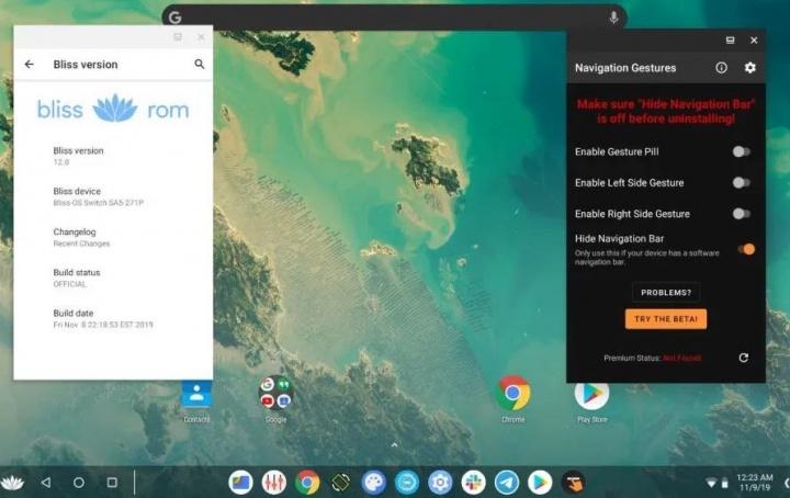 Android 10 no PC? Sim, já é possível com o Bliss OS