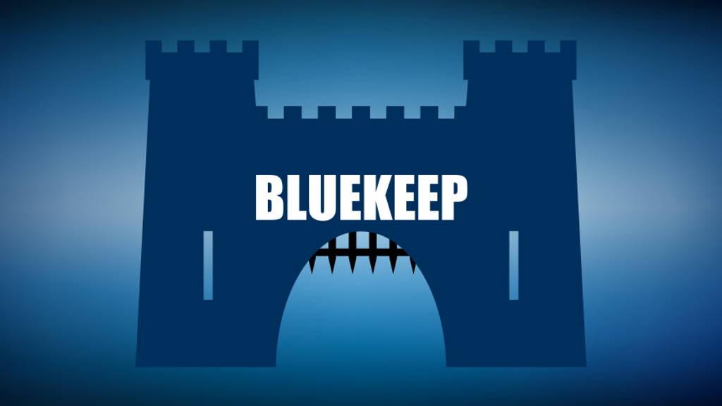Windows Microsoft BlueKeep segurança alertar