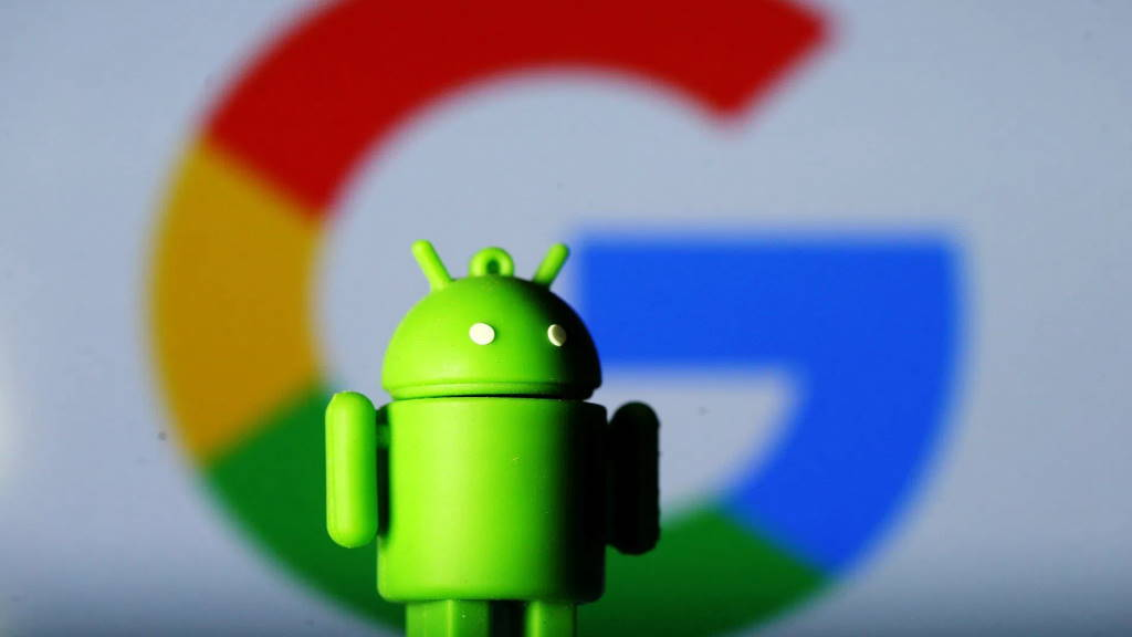 Android NFC apps atualizar instalar