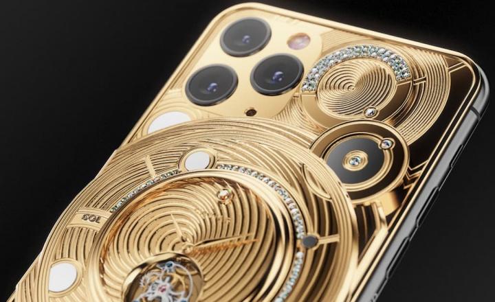 Acha o iPhone 11 Pro da Apple caro? Conheça este da Caviar em ouro e diamantes!