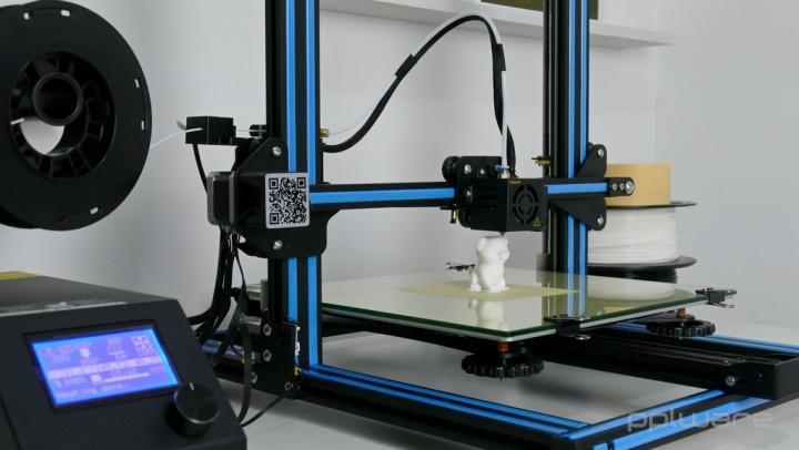 Impressora Creality 3D CR-10S - unboxing, montagem e primeiras impressões