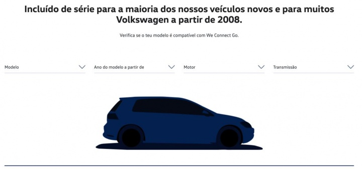 Tem um Volkswagen? Marca está a oferecer DataPlug