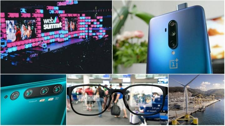 E os destaques tecnológicos da semana que passou foram... - Xiaomi Samsung OnePlus Web Summit