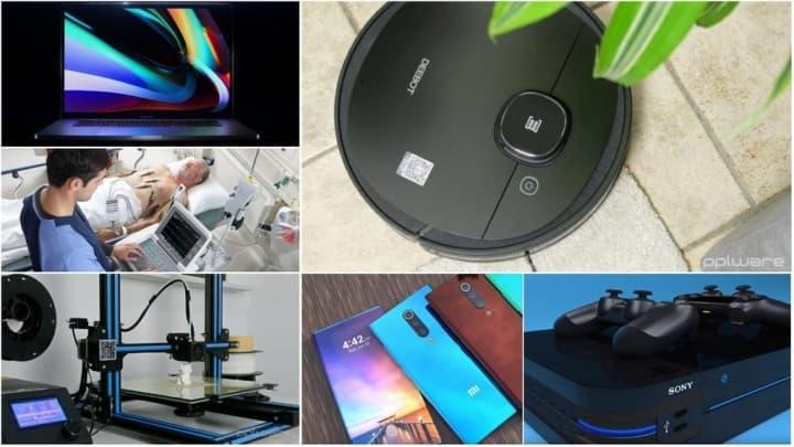 E os destaques tecnológicos da semana que passou foram... - Google, Apple, Motorola, Ecovacs