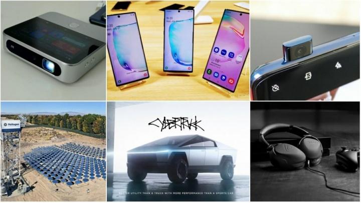 E os destaques tecnológicos da semana que passou foram... - Xiaomi, OnePlus, Samsung, Tesla