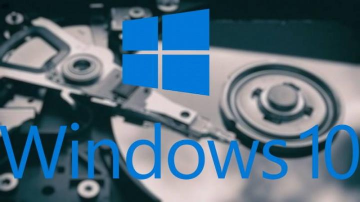 Windows 10 disco USB comando informação