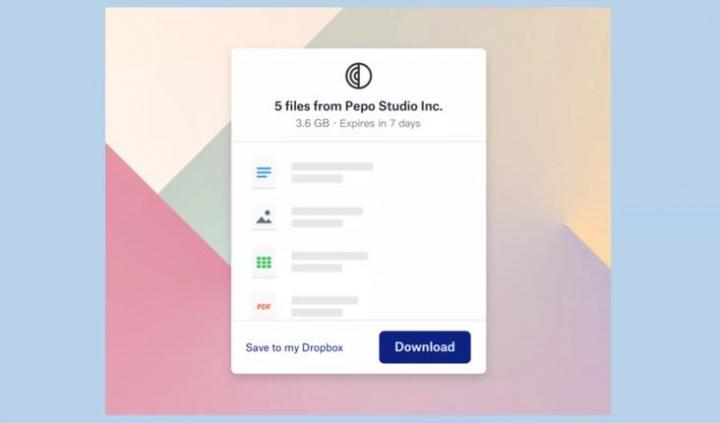 Dropbox copia WeTransfer: Partilhe até 100GB gratuitamente