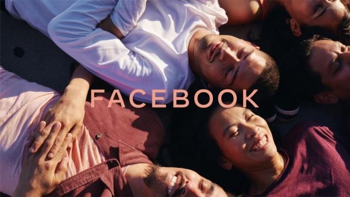 Facebook apresenta nova imagem de marca