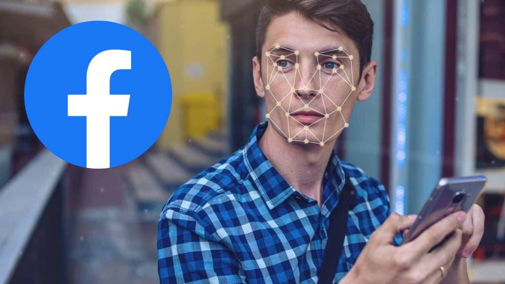Facebook reconhecimento facial contas privacidade