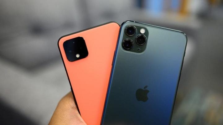 iPhone 11 Pro Max vs Google Pixel 4 XL: qual dos dois tem melhor performance?
