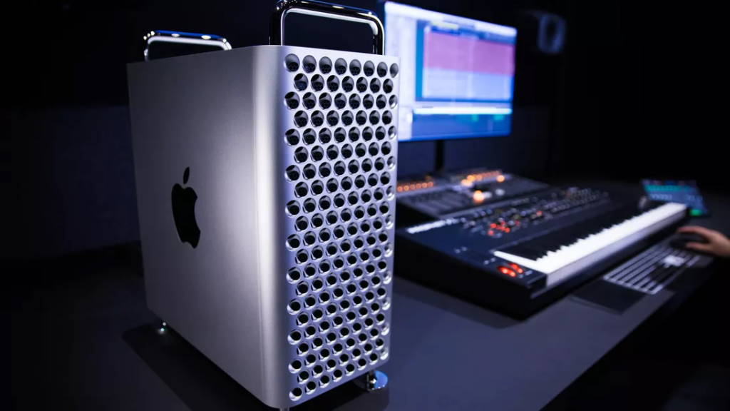 Mac Pro Apple máquina mercado