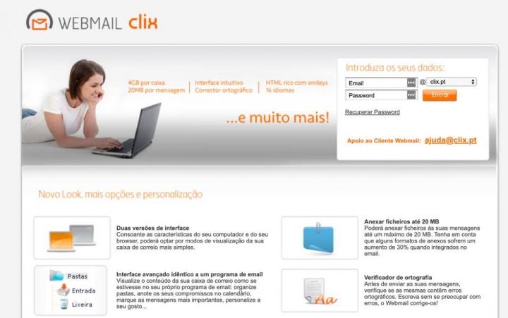 NOS vai acabar com serviço de e-mail de vários domínios