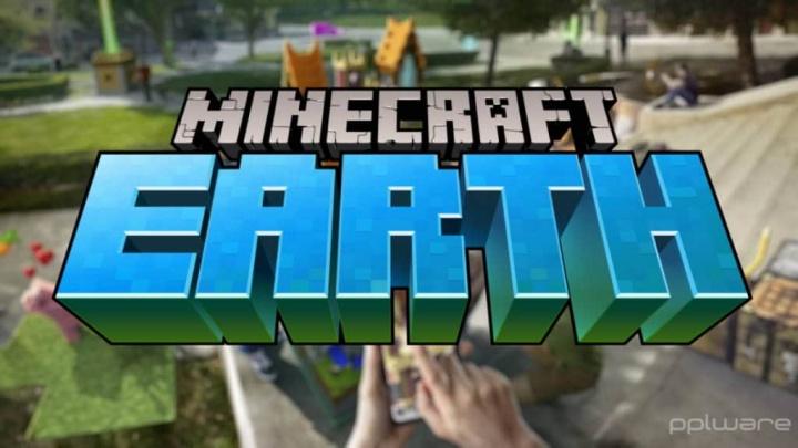 Minecraft Earth realidade aumentada jogo
