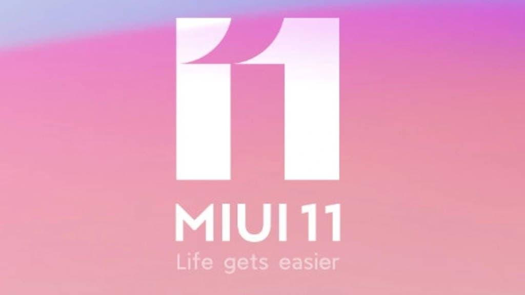 MIUI 11 Xiaomi notificações novidades smartphones