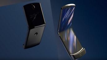 Nova patente eleva o conceito do Motorola razr a um novo nível... Teremos segunda geração?