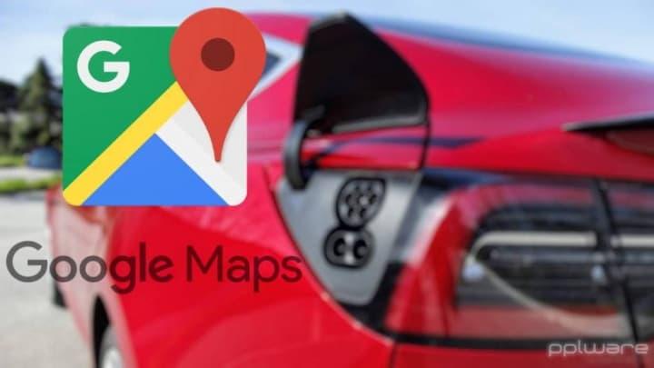 Google Maps carros elétricos novidades