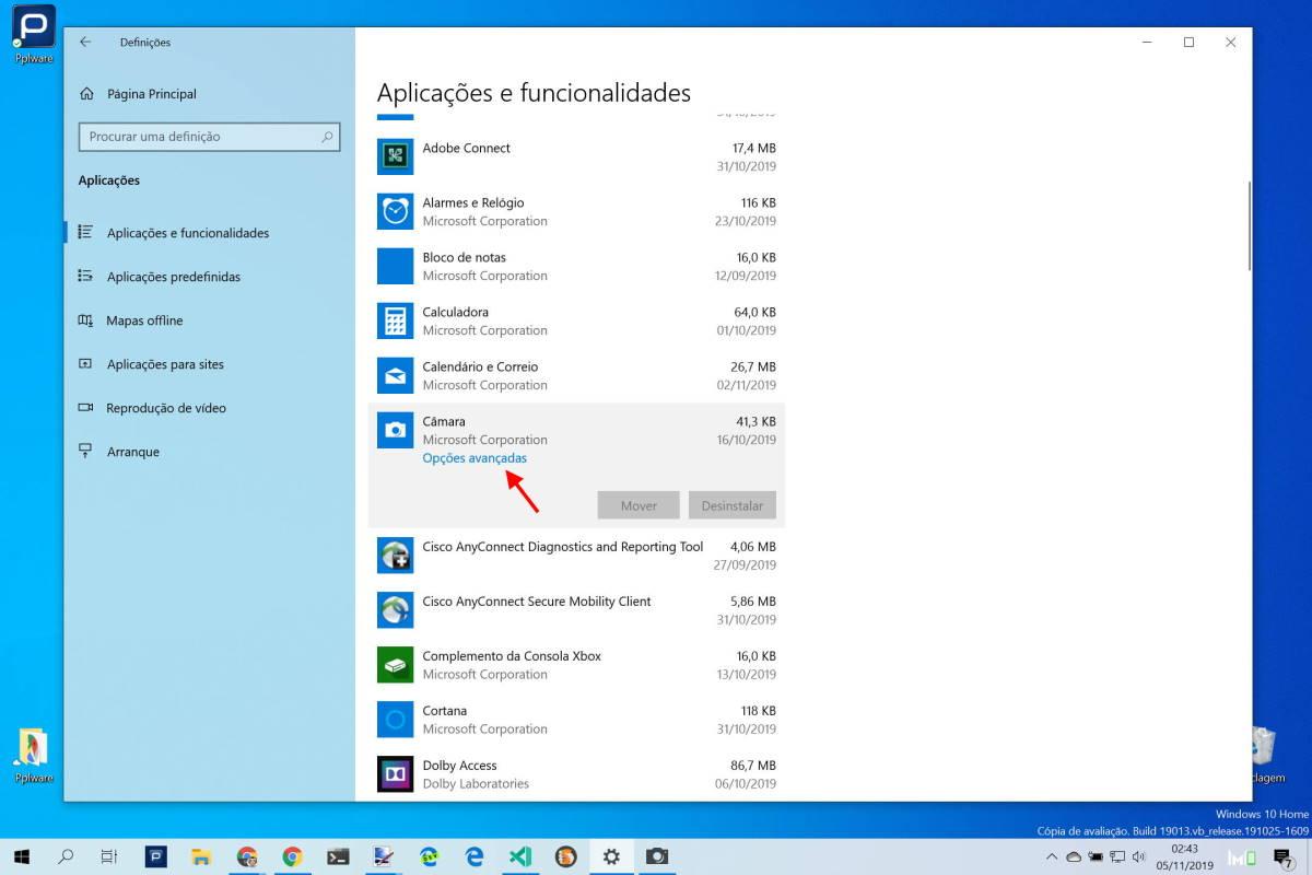 Windows 10 matar apps terminar aplicações