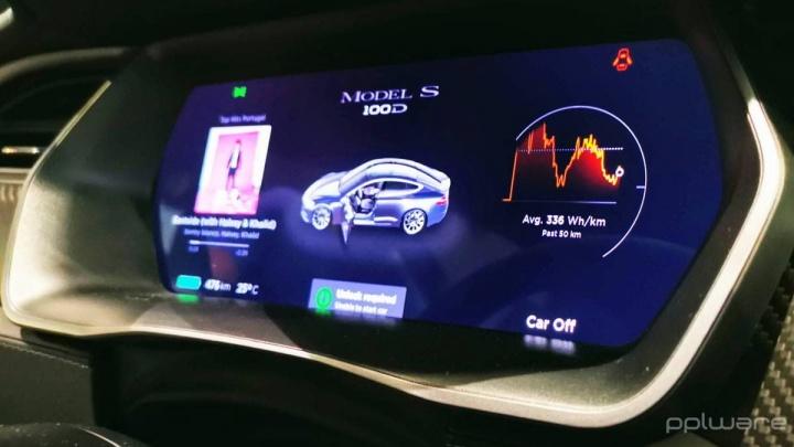 Tesla novidades Model S Model X software
