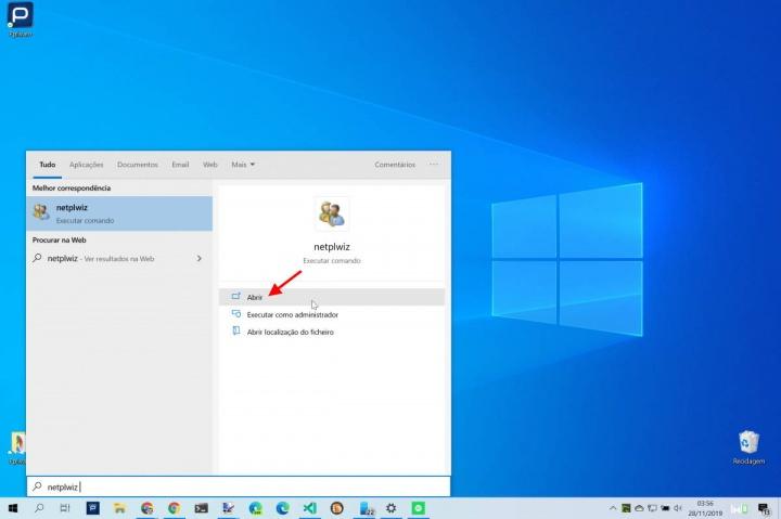 Windows 10 mudar nome utilizador