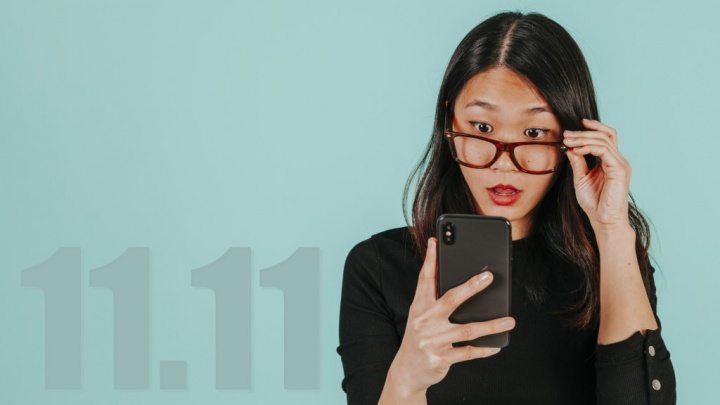 Dia 11.11 - As promoções chinesas que se espalham pelo mundo. Aproveite!