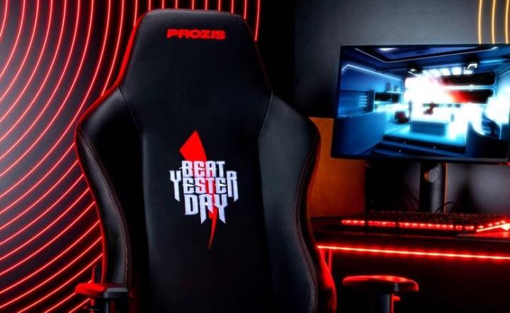 Cadeira Premium de Escritório e Gaming da Prozis! É esta que vai querer...