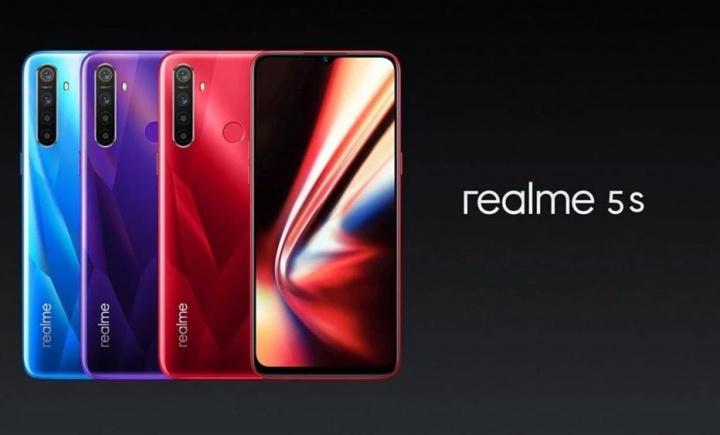 """Realme 5s: O """"smartphone killer"""" do Redmi Note 8"""