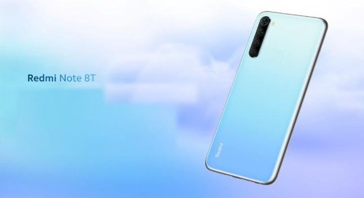 Xiaomi Redmi Note 8T chega como concorrente direto do Galaxy A50 por apenas 199 €!