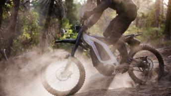 Segway apresenta a Dirt eBike: uma mota elétrica todo-terreno