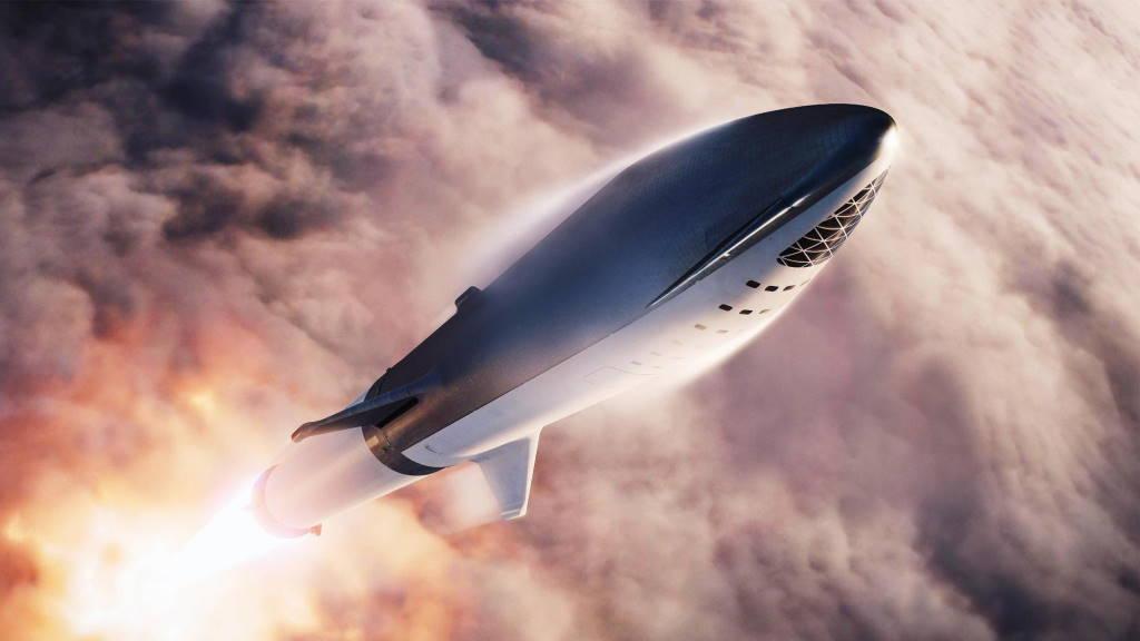 SpaceX Marte preço viagem Elon Musk