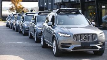Carro autónomo da Uber envolvido em acidente mortal tinha problemas de software