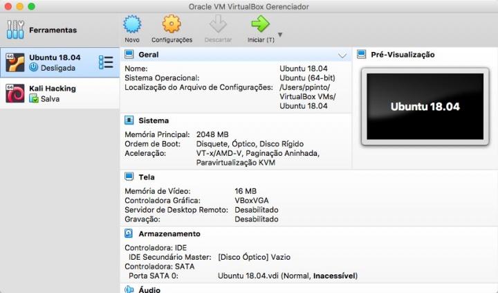 Oracle lança o VirtualBox 6.1 RC 1 com suporte para o Kernel Linux 5.4