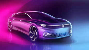 Volkswagen ID. Space Vizzion: a carrinha elétrica para atacar o segmento familiar