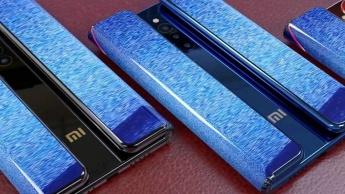 Xiaomi está a trabalhar em smartphone dobrável com um conceito incrível!