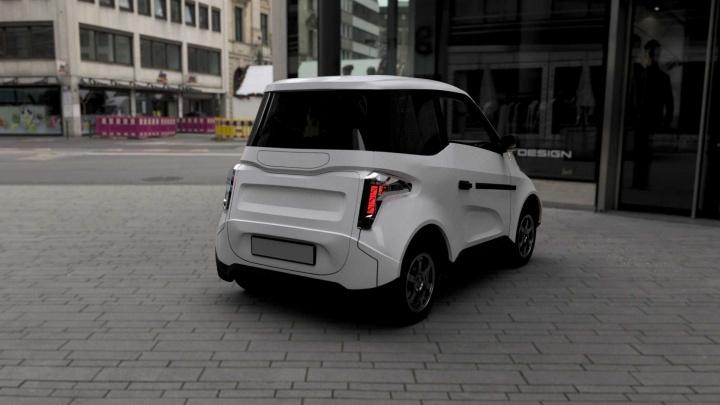 Um carro elétrico por apenas 6300 euros? Conheça o Zetta