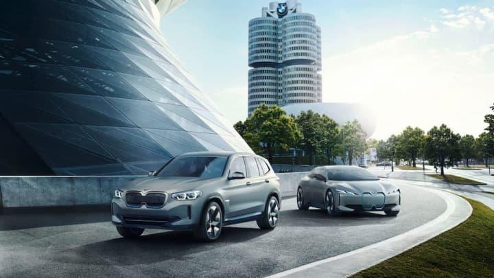 BMW desvenda pormenores sobre as baterias do seu carro elétrico iX3 que chega em 2020!