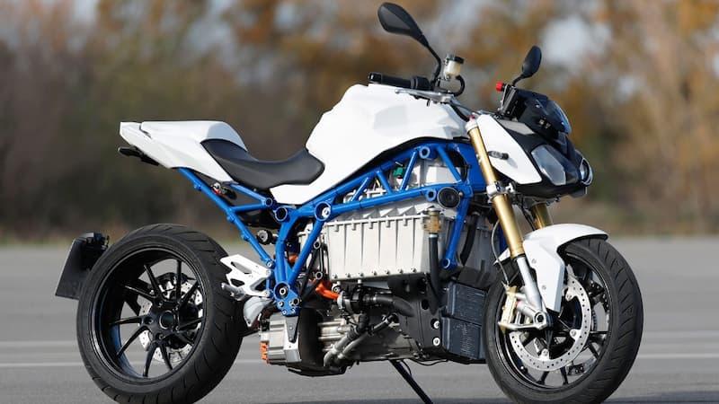 Bmw Revela Protótipo De Mota Elétrica Mais Rápida Que O Seu Equivalente A Gasolina