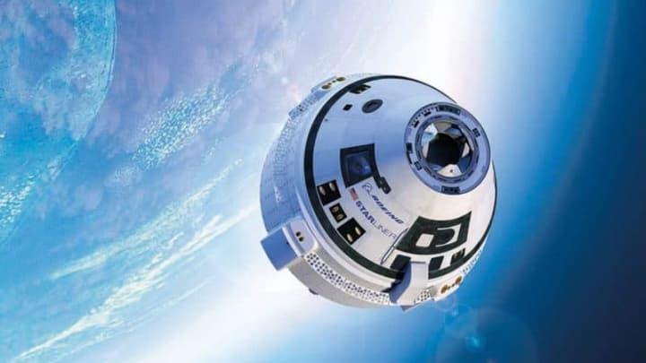 Cápsula CST-100 Starliner da Boeing não percorreu a rota estipulada e não chega à ISS