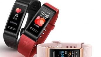Huawei Band 4 Pro: a rival da Mi Band 4 traz NFC, GPS e um ecrã OLED a cores!