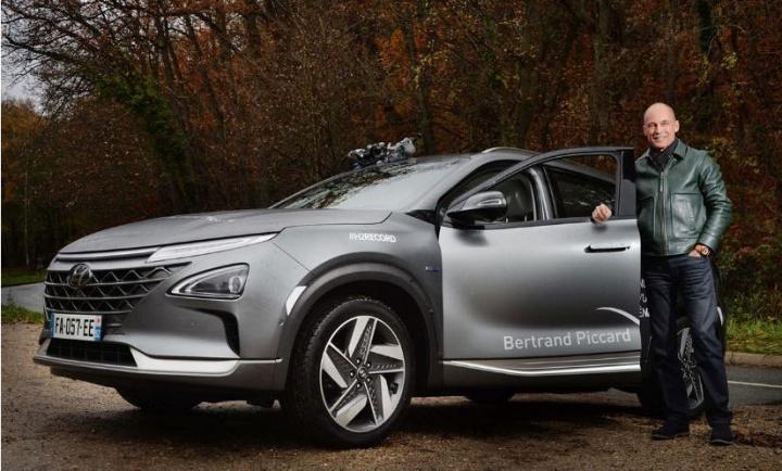 Hyundai Nexo, o carro a hidrogénio que bateu o recorde de distância