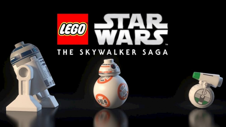 Todo o Universo Star Wars a caminho com LEGO Star Wars: The Skywalker Saga
