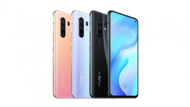 Vivo X30 chega com 5G, chip Samsung e boas câmaras para fazer frente à Xiaomi