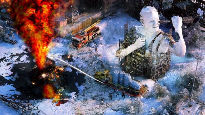 Data confirmada para o jogo Wasteland 3 (PC, PS4, Xbox One)