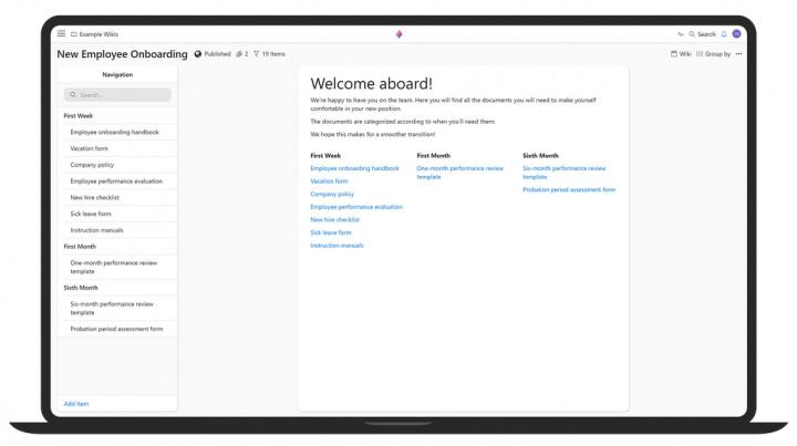 Zenkit lança a Wiki View, uma plataforma para a base de conhecimento da equipa