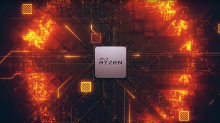 Imagem que ilustra a vinda dos novos processadores AMD Ryzen 4000 e X670