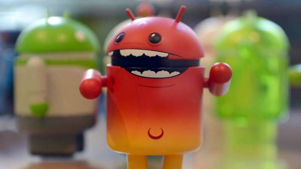 Android malware resists to factory restoration