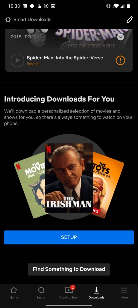 Netflix descarregar filmes automático utilizadores